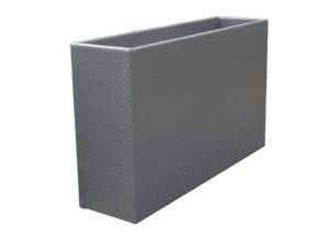 polyester bak grijs